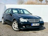 2005 Mercedes-Benz C Class C180K Classic SE 4dr Auto SALOON Petrol Automatic