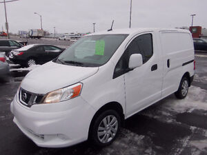 2015 Nissan NV 200 **SOLD**