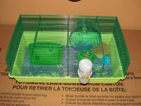 cage equiper a hamster neuf