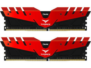 Team T-Force DARK 16GB (2 x 8GB) 288-Pin DDR4 SDRAM 2400Mhz