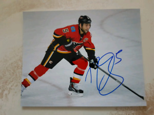 Mark Giordano Autographed 8x10 Photo c62f88ccf