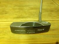 Yes! Tracy 2 C-Groove putter