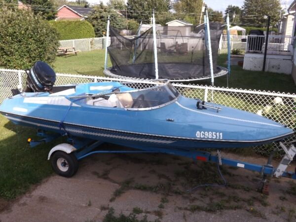 Used 1975 Sun Ray Boats Ltd SS150
