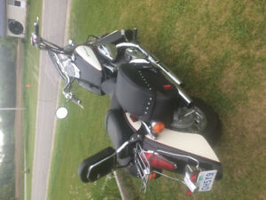 2008 Honda Shadow Motorcycle For Sale