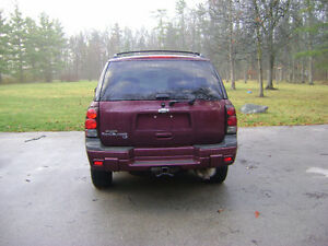 2006 Chevrolet Trailblazer LS SUV, Crossover