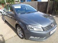 2012 Volkswagen Passat 1.6 TDI BlueMotion Tech S 4dr (start/stop)