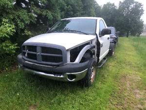 2007 Dodge Ram 2500 for parts