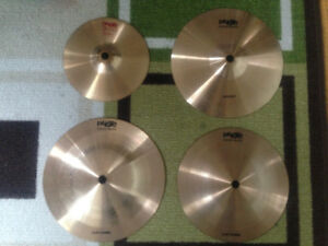 Paiste Cymbals - Prices Lowered