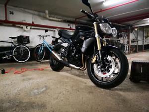 Triumph Street Triple R   New & Used Motorcycles for Sale in