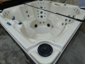 Spa à vendre / hot tub for sale
