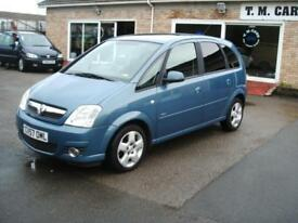 2007 57 Vauxhall Meriva 1.7CDTi Design **New MOT**