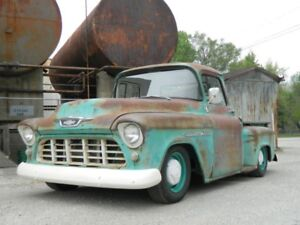 WANTED 1955 Chevy