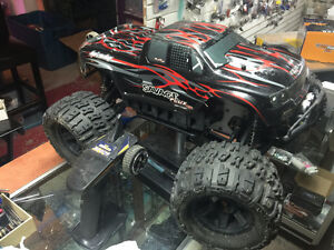 HPI savage Flux HP RTR