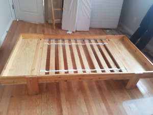 Ikea single bed and bunkbed