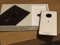 Nokia Lumia 830 special edition white and gold for sale