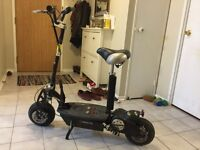 X-treme x-650 Electric scooter