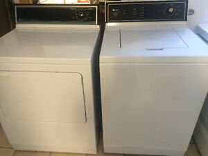 Maytag washer dryer set