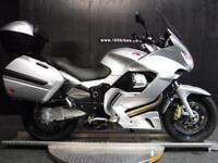 13/13 MOTO GUZZI NORGE 8V GT 3 X LUGGAGE 12,000 MILES