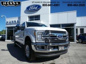 2018 Ford F-250 Super Duty Lariat  Crew Cab *Ultimate Pkg* Diese