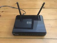 D-Link wireless / WIFI Router