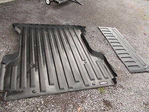 F150 Carge bed mat, tool tray and winter floor mats