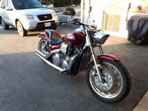 Custom 2005 Honda VTX