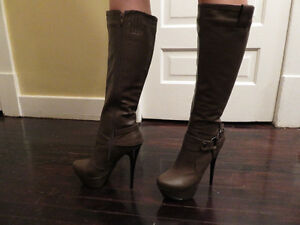 Dress Boots just in time for fall size 8.5 Cambridge Kitchener Area image 9