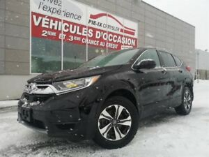 Honda CR-V AWD 5dr LX+CAMERA+MAGS+WOW! 2017