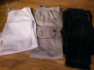 Women's Summer Pants and shorts