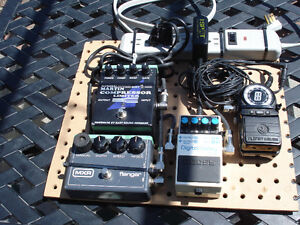 complete pedal board or sell individualy (Carl Martin,MXR, Boss)