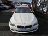 2012 62 BMW 5 SERIES 3.0 530D AC TOURING 5D AUTO 255 BHP DIESEL EX POLICE CAR