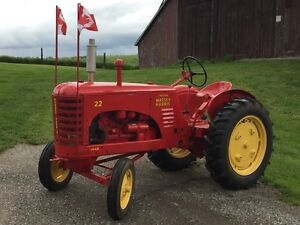 Auction Sale: Complete Massey Harris Collection Dispersal