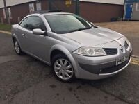 RENAULT MEGANE 1.6 DYNAMIC CONVERTIBLE// 2006/06 PLATE// 2 OWNERS// SERVICE HISTORY//