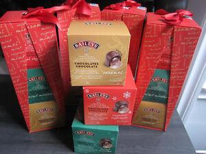 Baileys Irish Cream Chocolates - Assorted Flavours, New, Sealed