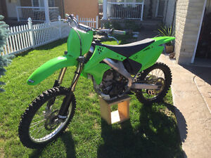 2008 Kawasaki KX250F, Super Clean! With Ownership