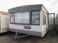 Static Caravan Mobile Home Atlas Ovation 31x10x2bed SW1604
