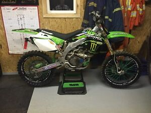 Sell or trade kx 450f