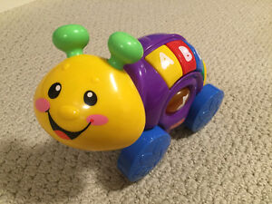 Fisher Price: Roll-Along Pals Snail