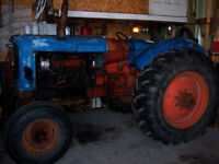 Nufield Universal Tractor