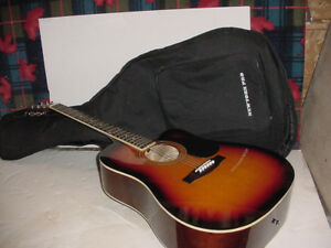 GUITAR AND CASE
