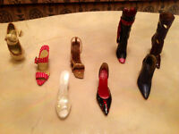 JUST THE RIGHT SHOE BY RAINE COLLECTIBLES