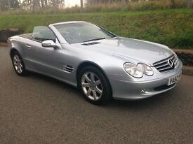 Mercedes-Benz SL500 5.0 auto SL500