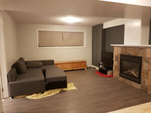 Large basement room for rent - with  possibility of own bathroom