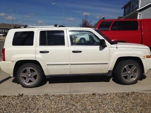 2008 Jeep Patriot limited edition