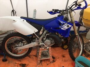 2013 YZ125 Dirt Bike
