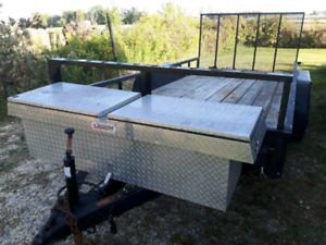 Tandem Trailer moving sale!