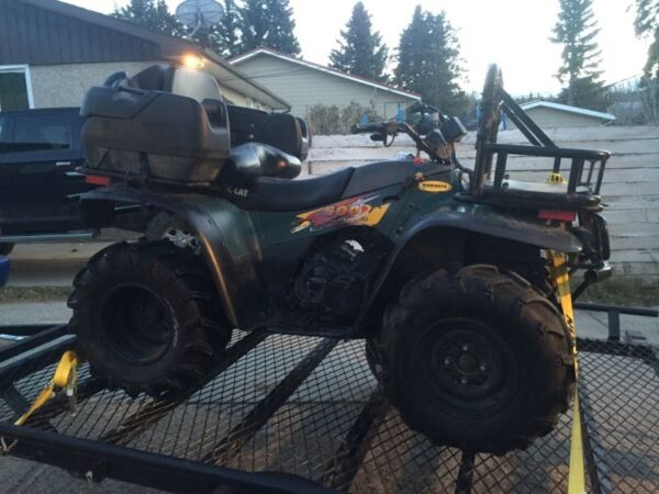 Used 1998 Arctic Cat 500