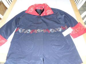 New womans Chinese jacket Cornwall Ontario image 1