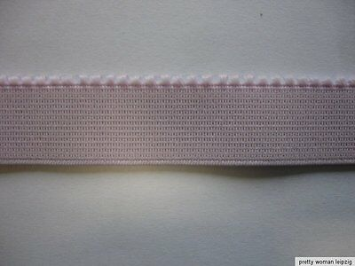 10m Gummiband 0,28€/m rosa 18mm breit MC32