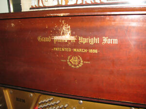 Heintzman Upright Grand piano